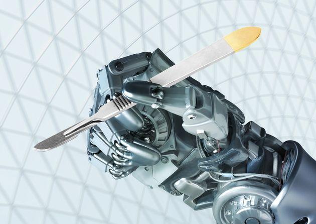La chirurgie robot-assistée n'a pas d'avantage clair par rapport à la chirurgie classique