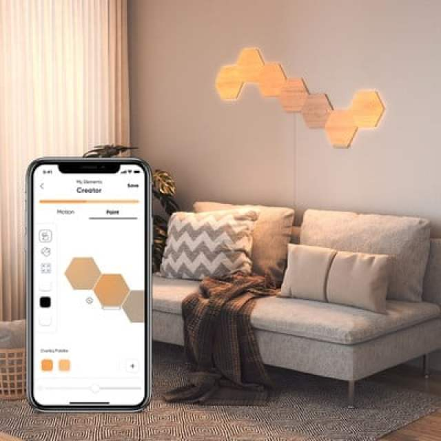 nanoleaf elements app