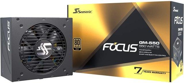 Seasonic Focus