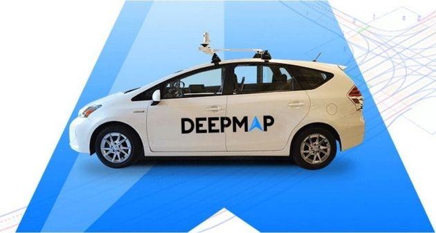 Nvidia acquiert la société de cartographie HD DeepMap pour les véhicules autonomes