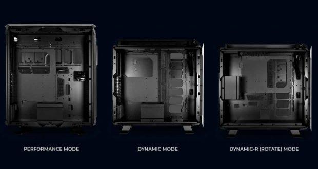 Boitier Odyssey X de Lian Li