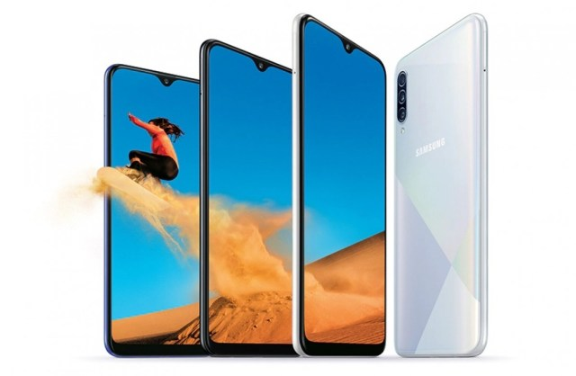 Samsung Galaxy A30s gets Android 11 update