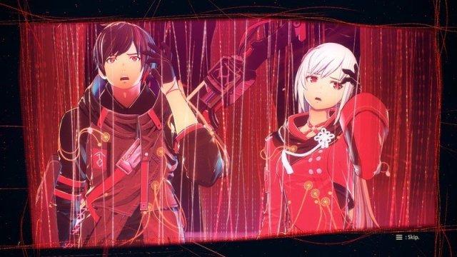 Yuito Kasane Scarlet Nexus