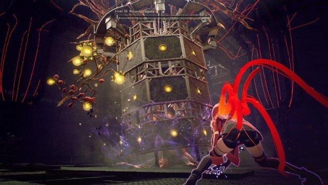 Scarlet Nexus Kasane Hero