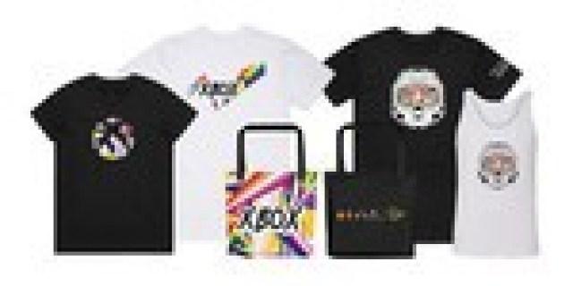 Xbox Pride 2021 Merch Collection