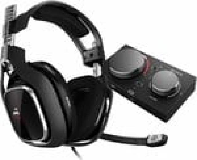 ASTRO Gaming A40 TR Wired Headset + MixAmp Pro TR