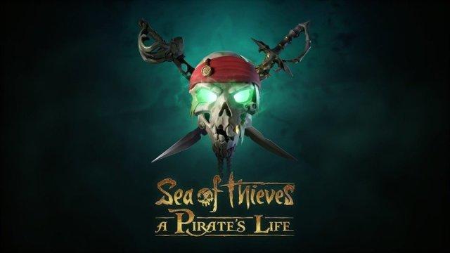 Sea Of Thieves A Pirates Life Logo