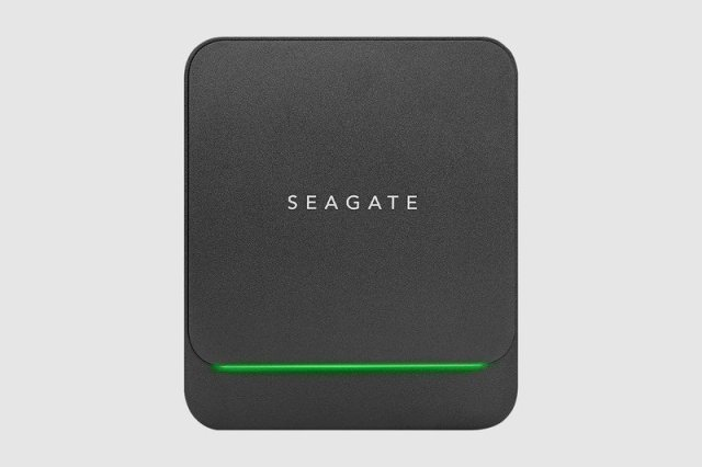 Seagate Barracuda 2TB External SSD