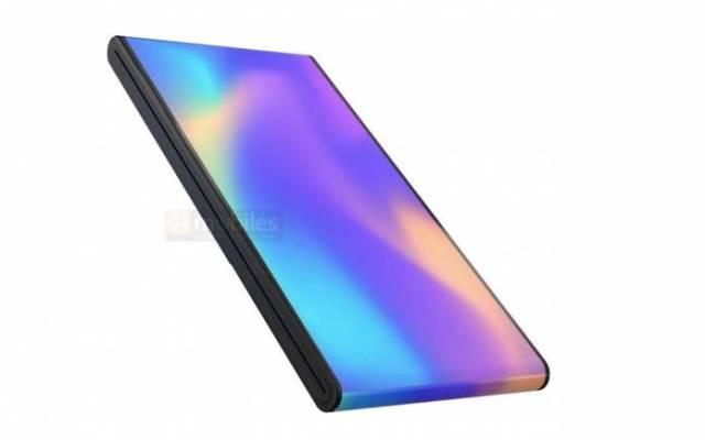 Vivo foldable phone images