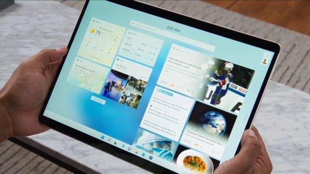Windows 11 Widgets Fullscreen