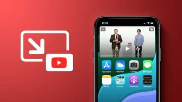 YouTube Picture in Picture Feature