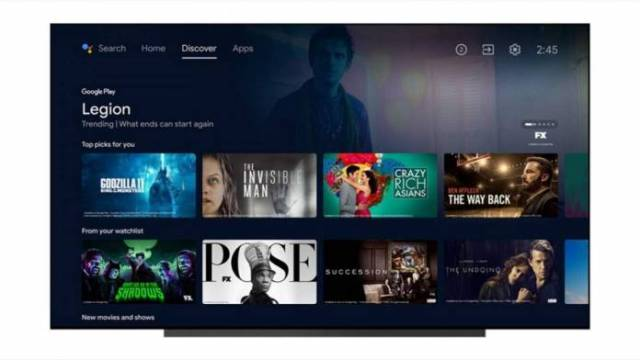 Android TV Update July 2021