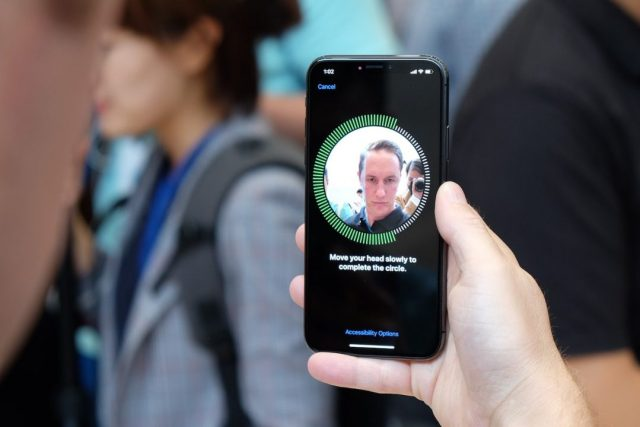 iPhone X Face ID Configuration