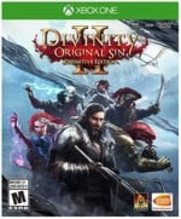 Divinity Original Sin 2 Xbox One