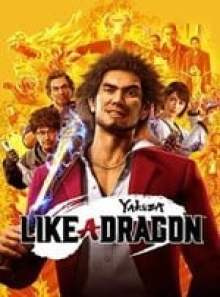 Yakuza Like A Dragon Cover Art