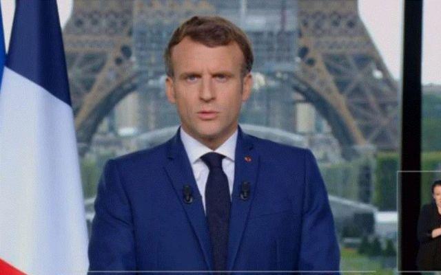 Emmanuel Macron 12 juillet 2021