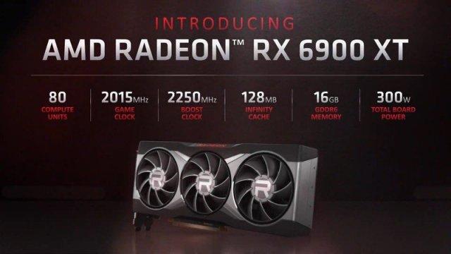 Amd Radeon Rx 6900 Xt Stats
