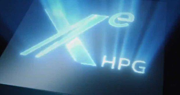 Architecture graphique Xe HPG d'Intel