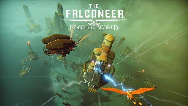 The Falconeer Edge Of The World Key Art