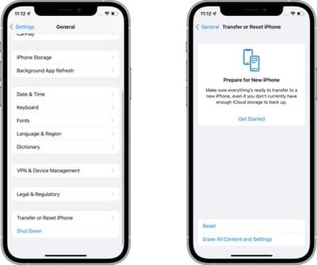 ios 15 prepare for new iphone