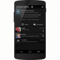 Android Jelly Bean features: Expandable notifications with buttons