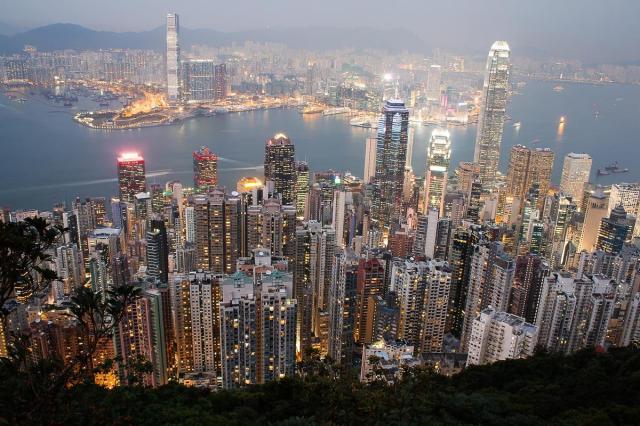 Hong Kong: Une nouvelle législation pourrait perturber les géants d'internet