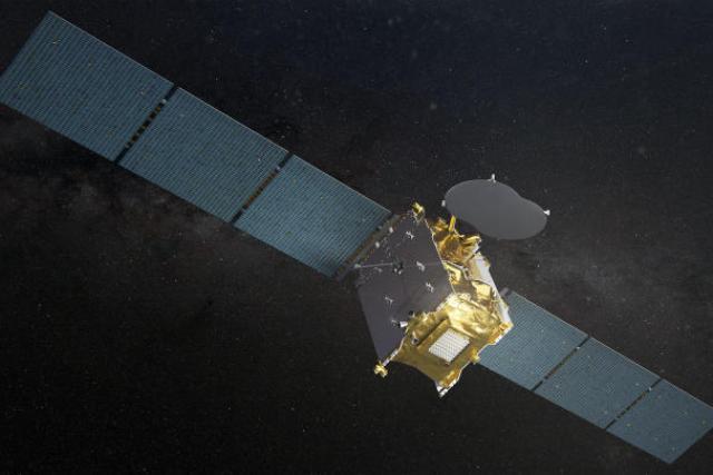 satellite Eutelsat Quantum.