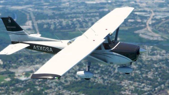 Cessna 172 Skyhawk (G1000)