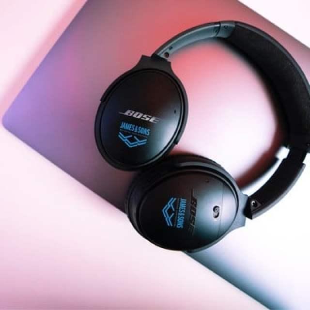 customized bose headphones electronic finishing solutions