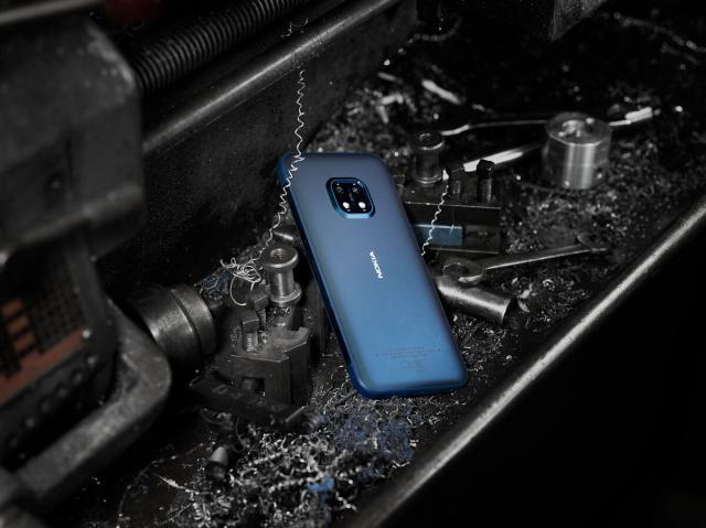 Nokia XR20 : du Android 5G durci pour 569 €