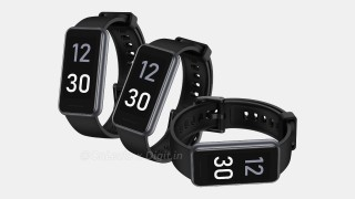 Realme Band 2 renders (source)