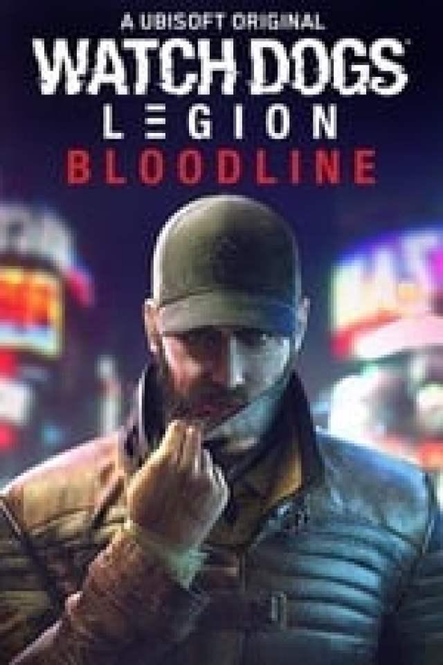 Watch Dogs Legion Bloodline Box Art
