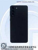 Samsung Galaxy S21 FE (SM-G9900), photos by TENAA