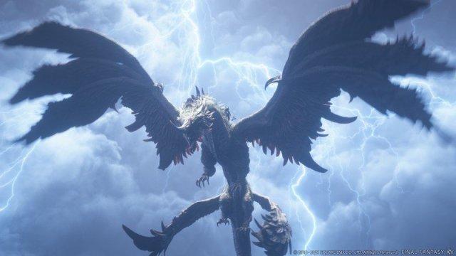 Final Fantasy Xiv Endwalker Dragon