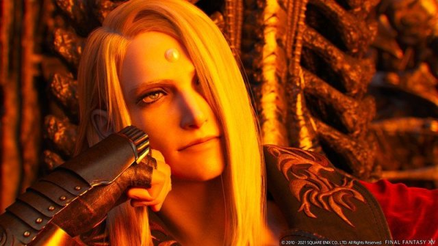 Final Fantasy Xiv Endwalker Zeno