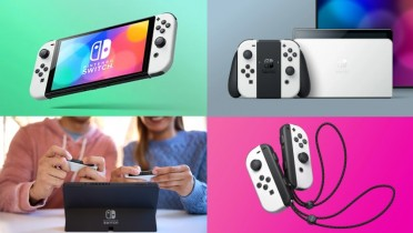 Controllers: Nintendo Switch OLED