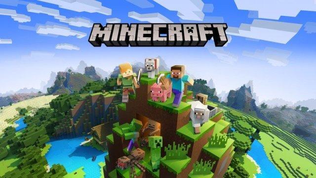 Minecraft Official Key Art