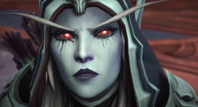World Of Warcraft Sylvanas
