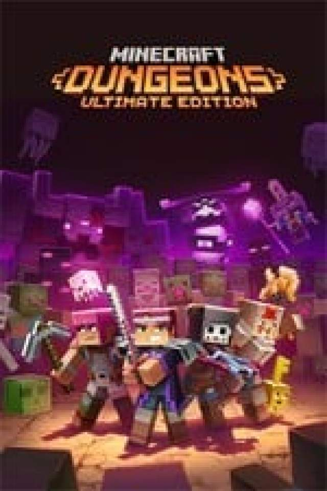 Minecraft Dungeons Ultimate Edition Reco Image