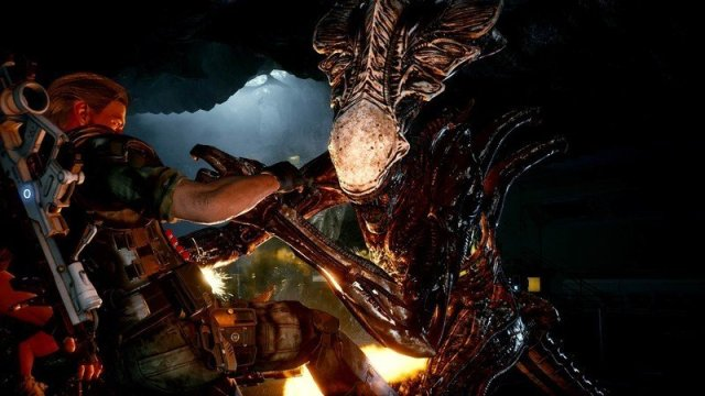 Aliens Fireteam Queen