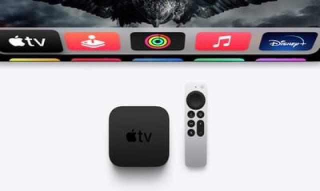 apple tv 4k arcade