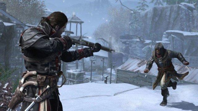Assassins Creed Rogue Shay Patrick Cormac