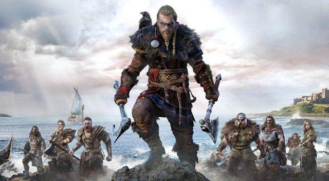 Assassins Creed Valhalla Standard Edition Art