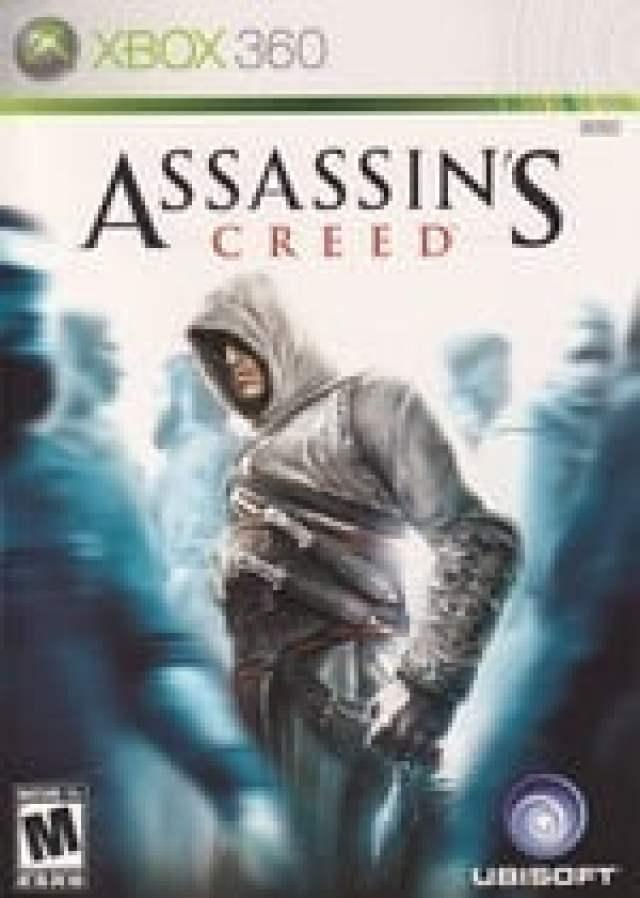 Assassins Creed Box Art