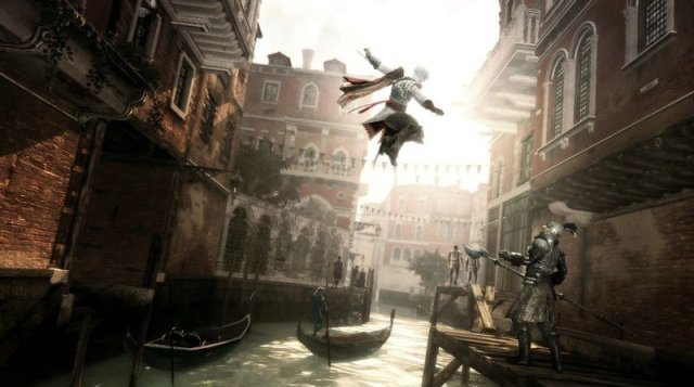 Assassins Creed 2 Venice Canal