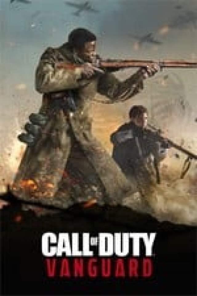 Call Of Duty Vanguard Standard