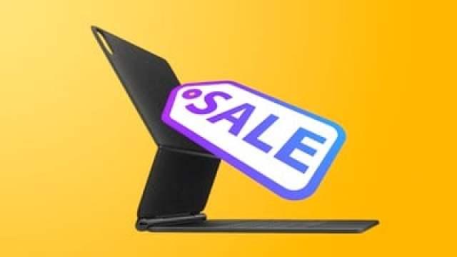 magic keyboard sale feature yellow