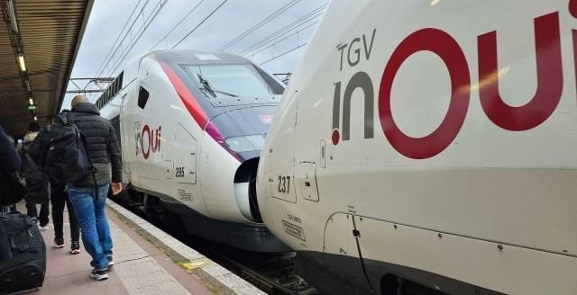 La SNCF annonce la suppression de trains sur le réseau TGV pendant le reconfinement du Rhône, annoncé ce jeudi 25 mars 2021