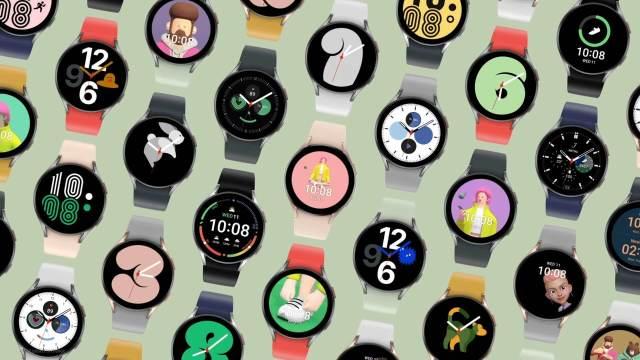 Samsung Galaxy Watch 4 Watch Faces