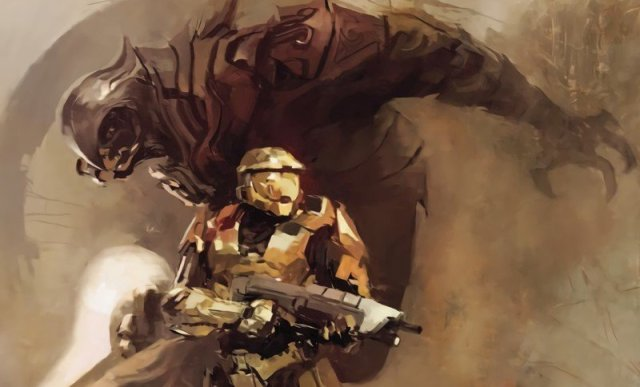 Halo 3 artwork